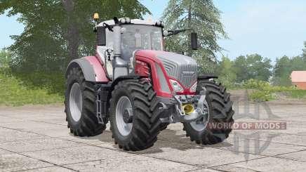 Fendt 900 Vario〡 mangueras aerodinámicas compatibles para Farming Simulator 2017