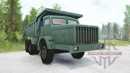 MAS 530 para MudRunner