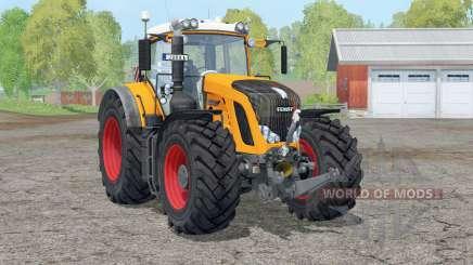 Vehículo 〡 Fendt 936 Vario para Farming Simulator 2015