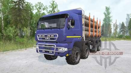 MAz 6516B9-481-000 Ձ016 para MudRunner