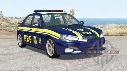 Hirochi Sunburst Brazilian PRF Police v1.2 para BeamNG Drive