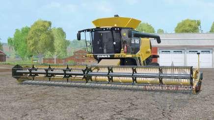 Claas Lexion 770 Versión TerraTrac〡American para Farming Simulator 2015