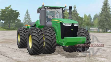 John Deere serie 9R〡high poli modelo para Farming Simulator 2017
