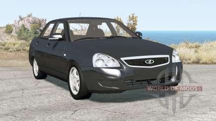 Lada Priora (2170) 2013 v2.0 para BeamNG Drive