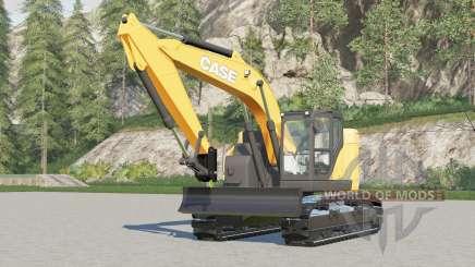 Case CX245D SR para Farming Simulator 2017