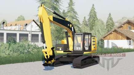 Caterpillar 320E LRR para Farming Simulator 2017
