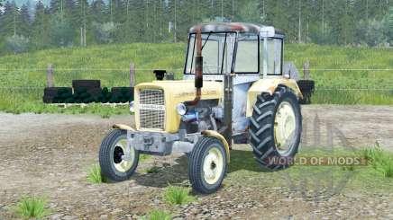 Cargador ursus C-330〡front para Farming Simulator 2013