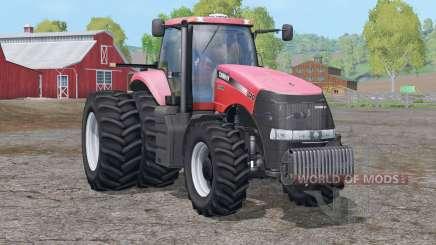 Caso IH Magnum 340〡regulagem do volante para Farming Simulator 2015
