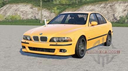BMW M5 (E39) 2001 para Farming Simulator 2017