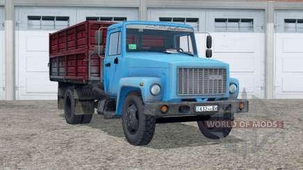 Gaz SAZ 3507-01〡realiza las culturas básicas para Farming Simulator 2015