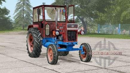 Universal 650〡todo tracción a las ruedas para Farming Simulator 2017