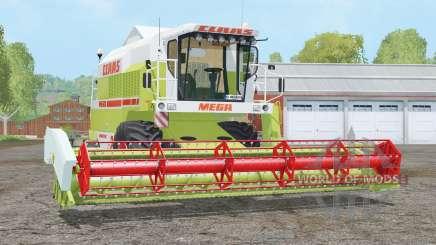 Claas Mega 200 Dominator〡enlatrado elemento para Farming Simulator 2015