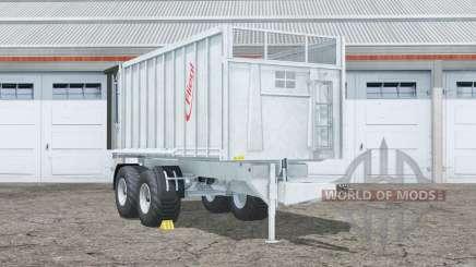 Fliegl TMK 266 Bull〡fruit & estiércol para Farming Simulator 2015