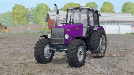 MTH 1221B Bielorrusia〡 escape aerodinámico para Farming Simulator 2015