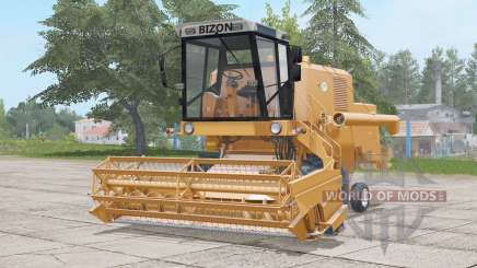 Bizon Super Z056〡improved modelo para Farming Simulator 2017