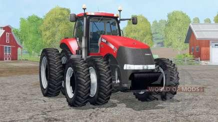 Caja IH Magnum 315 CVX〡double ruedas para Farming Simulator 2015