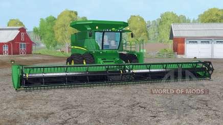 John Deere S690i〡lavable para Farming Simulator 2015