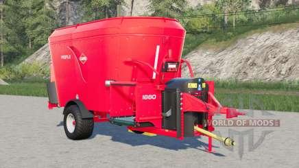 Kuhn Profile 1880 para Farming Simulator 2017