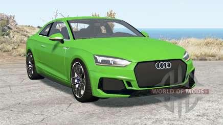 Audi RS 5 coupe 2019 para BeamNG Drive