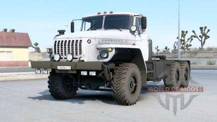Opciones de motor Ural 44202〡 para American Truck Simulator