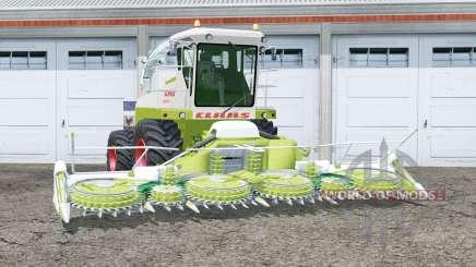 Claas Jaguar 685〡included es un cabezazo para Farming Simulator 2015