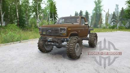 Ford F-150 Rockwell para MudRunner