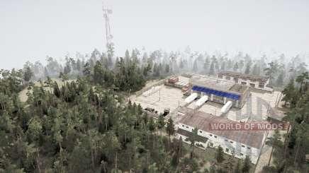 Ural 12: Rescate del MCT para MudRunner