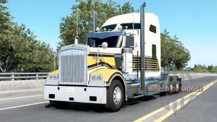 Kenworth W900B v1.1 para American Truck Simulator