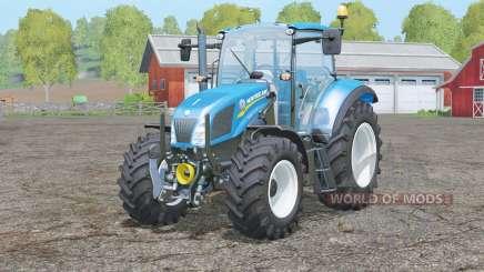 New Holland T5 series para Farming Simulator 2015