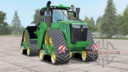 John Deere 9RX series para Farming Simulator 2017