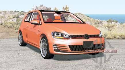 Volkswagen Golf GTI 3-door (Typ 5G) 2013 para BeamNG Drive