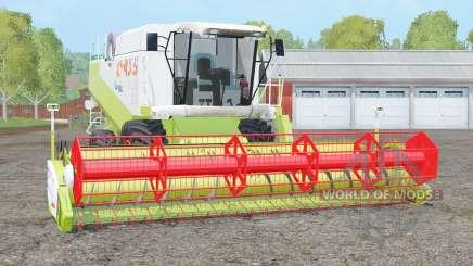 Sistema de escape 〡 Claas Lexion 480 para Farming Simulator 2015