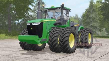 John Deere 9R series para Farming Simulator 2017
