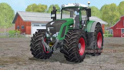 Fendt 900 Vario〡con opciones de potencia para Farming Simulator 2015