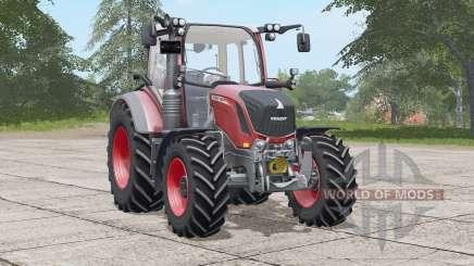 Fendt 300 Vario〡 Mangueras Aerodinámicas verbaut para Farming Simulator 2017