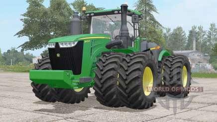 John Deere serie 9R〡nuevas piezas modelo para Farming Simulator 2017