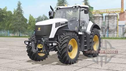 JCB Fastrac 8000〡la entferntglanz para Farming Simulator 2017
