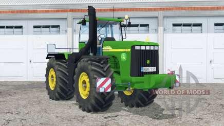 John Deere 9420〡 escape real para Farming Simulator 2015