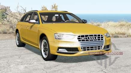 Audi S4 Avant (B8) 2012 para BeamNG Drive