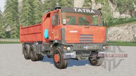 Tatra T815 6x6 Dump Truck para Farming Simulator 2017