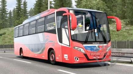 Busscar Vissta Buss 340 para Euro Truck Simulator 2