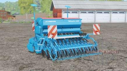 Pottinger Vitasem 302 A〡re-skinned como Lemken para Farming Simulator 2015