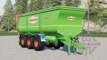 Randazzo TR 70 PP〡 animaciones reales para Farming Simulator 2017