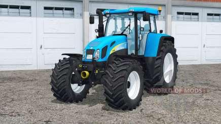 Nuevo medidor de combustible 〡 Holland T7550 para Farming Simulator 2015