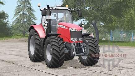 Massey Ferguson 7700 series〡el para Farming Simulator 2017