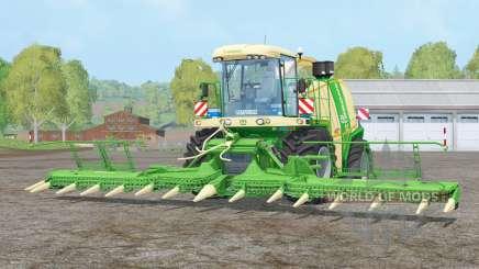Krone BiG X 1100〡mo índol de control para Farming Simulator 2015