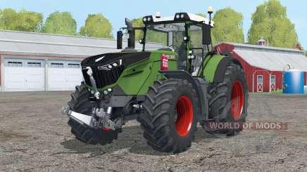 Fendt 1000 Vario〡nuevo sonido del motor para Farming Simulator 2015