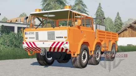 Tatra T813 TP 6x6 para Farming Simulator 2017