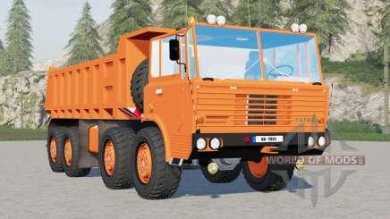 Tatra T813 8x8 Dump Truck para Farming Simulator 2017