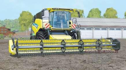Nuevo modelo Holland CR9.80〡nice para Farming Simulator 2015